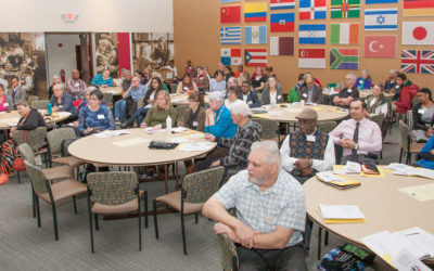 51 Cities And Towns Represented At Race Amity Day Planning Workshop