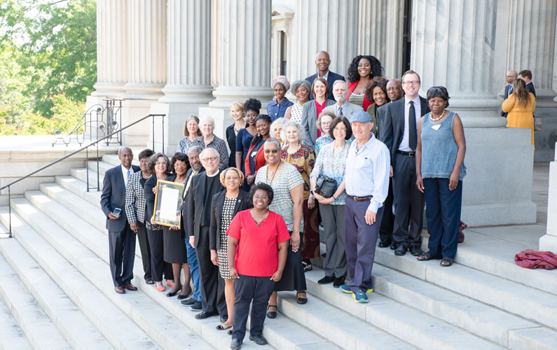 South Carolina Becomes Second State To Recognize Race Amity Day