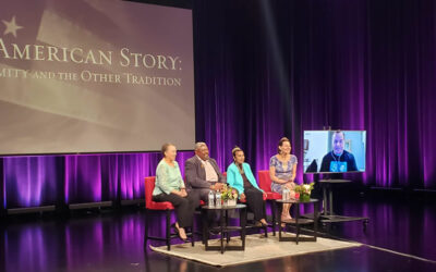 Atlanta Studio Audience Applauds Race Amity Panel