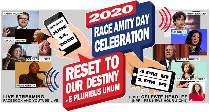 Race Amity Day Celebration Draws 10,000 Viewers and Aids Navajo Nation COVID-19 Drive