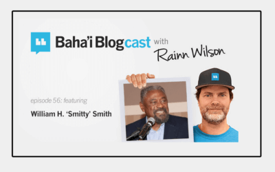 "Rainn Wilson Holds Blog Discussion with William ""Smitty"" Smith"