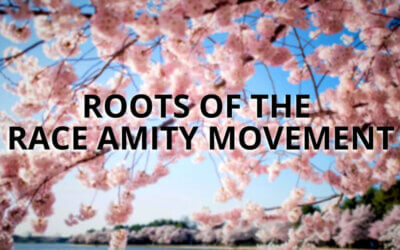 100 Year History of Race Amity Documented in Roots of Race Amity Film